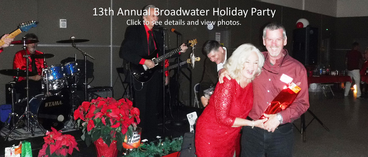 Broadwater Holiday Party 2015